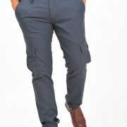 Morotto 2 tones Grey n Red  - Front