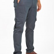 Morotto 2 tones Grey n Red - Front rigth angle