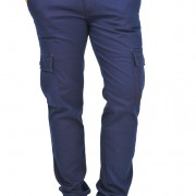 Morotto 2 tones Navy n Red - Front