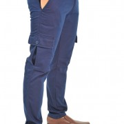 Morotto 2 tones Navy n Red - Front right angle