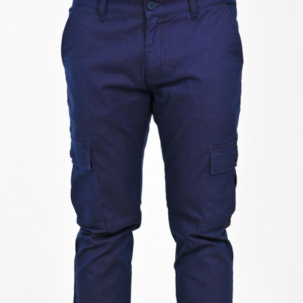 morotto 2 tone cargo pant – front